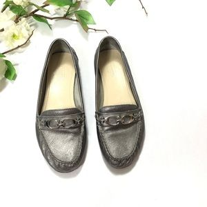 "Coach ""Fortunata"" Women's Loafers | Size: 6"